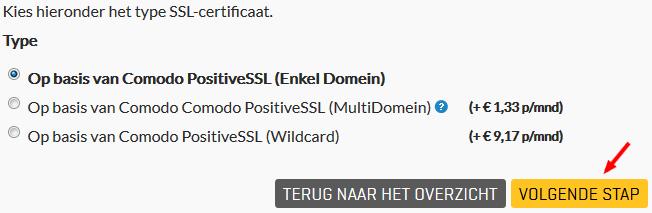 Waar kan ik een SSL-certificaat bestellen?